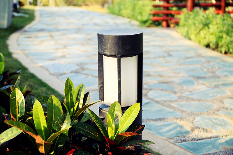 modern lawn lamp outdoor lighting